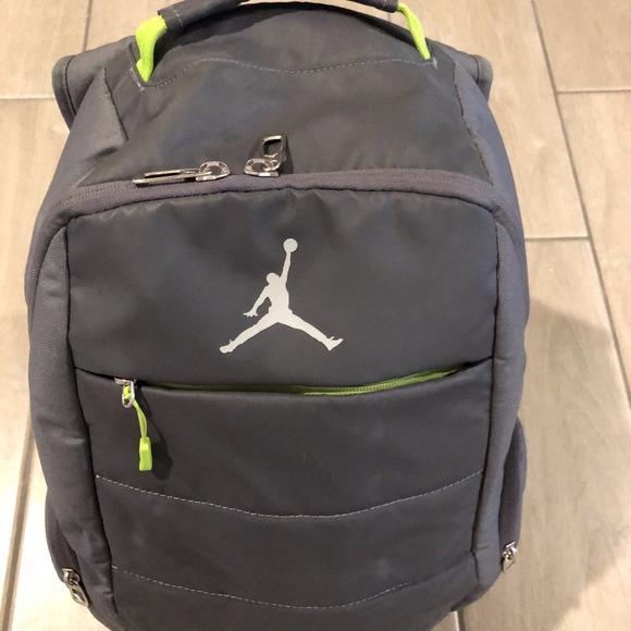 37229a0e30ece5 Jordan Handbags - AIR JORDAN BACKPACK